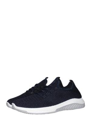 Кроссовки синие | 5513709
