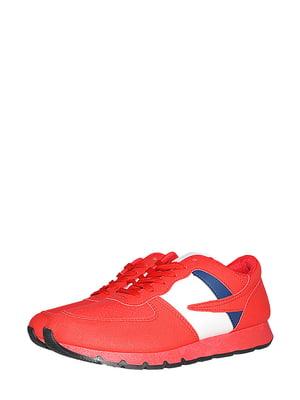 Кросівки червоного кольору | 5514649