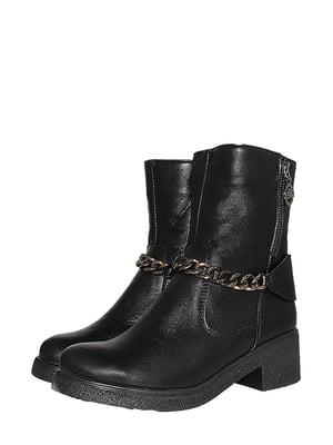 Ботинки черные | 5515721