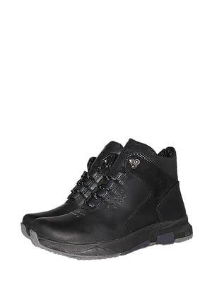 Черевики чорні | 5515729
