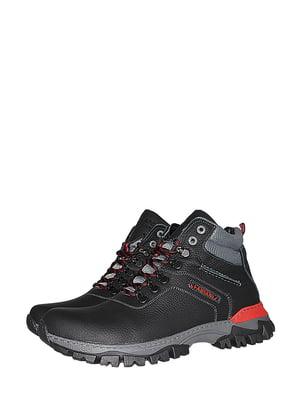 Ботинки черные | 5515730