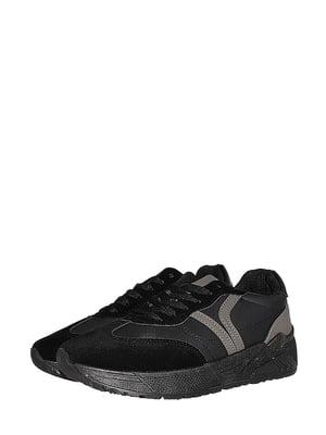 Кросівки чорні | 5515998