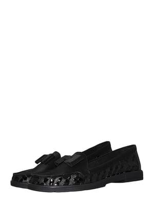 Туфлі чорні | 5516309