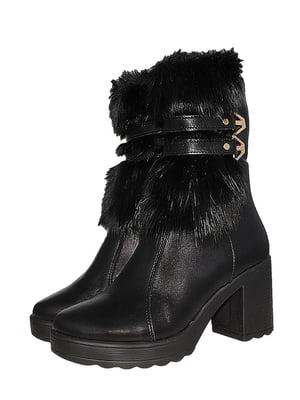 Ботинки черные | 5516528