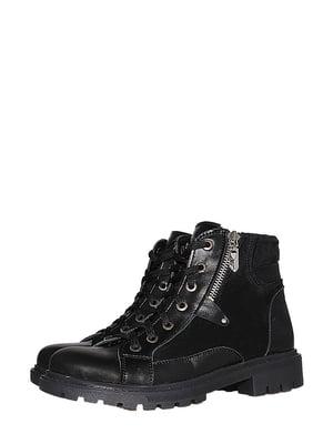 Ботинки черные | 5516529