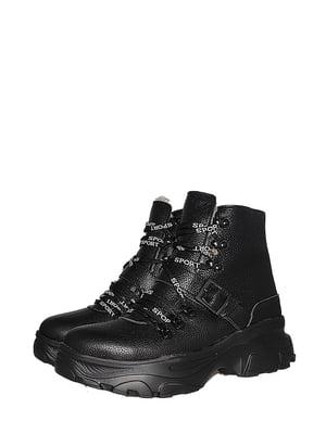 Ботинки черные | 5516530