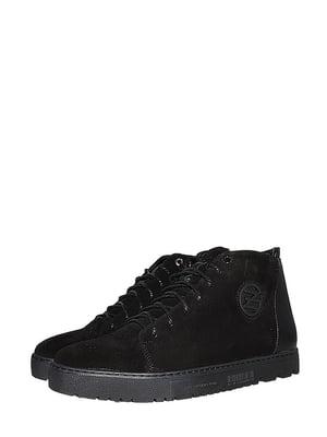 Ботинки черные | 5516545