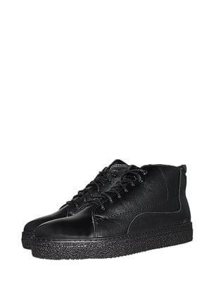 Ботинки черные | 5516546