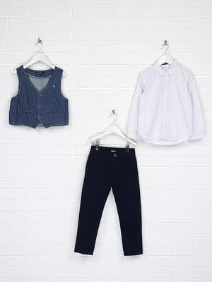 Костюм: жилет, сорочка і штани   5516585