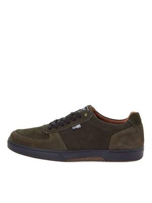 Туфли цвета хаки | 5516622