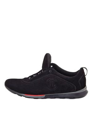 Кроссовки черные   5516635