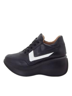 Кросівки чорні | 5516642