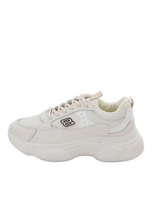 Кросівки бежеві  | 5516650