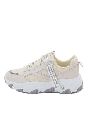 Кросівки бежеві  | 5516655