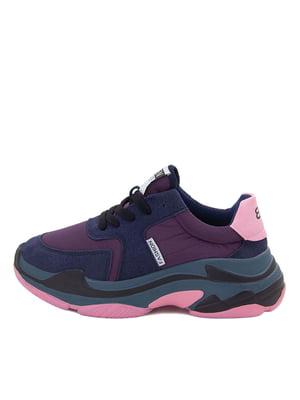 Кросівки фіолетові | 5516656
