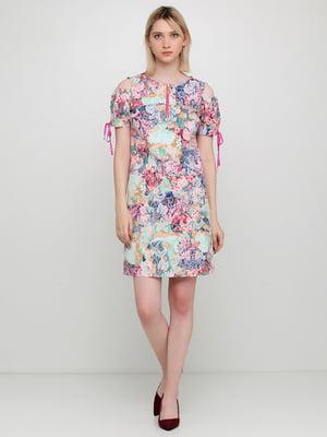 Сукня різнокольорова | 5503219