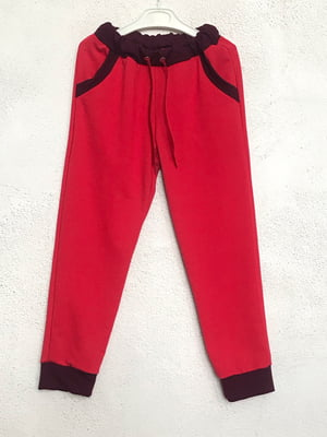Штани червоного кольору | 5517247