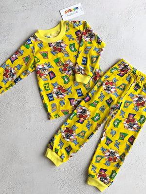 Пижама: джемпер и брюки   5517279