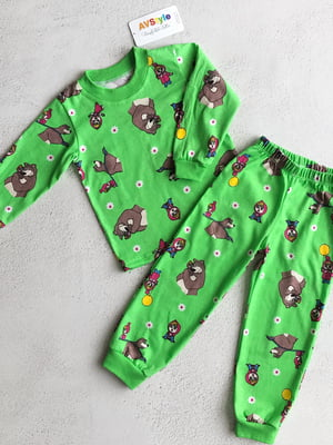 Пижама: джемпер и брюки   5517281