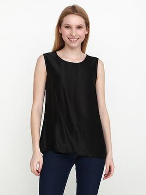 Блуза черная | 5486533
