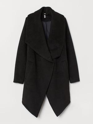 Пальто чорне | 5507431