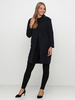 Пальто синее | 5507453