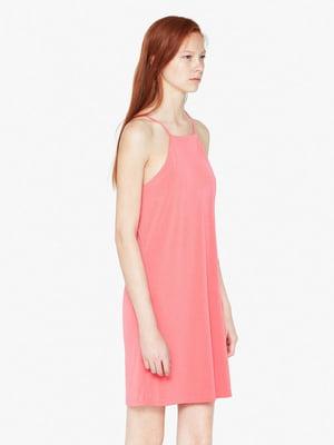 Платье розовое | 5516780
