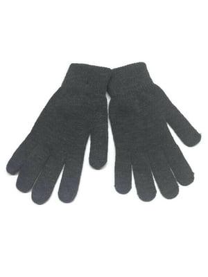 Перчатки серые | 5516898