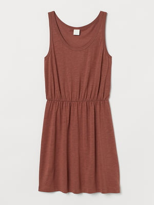 Сукня коричнева | 5517374