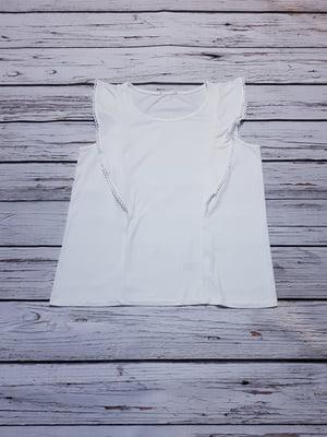 Блуза белая | 5517631