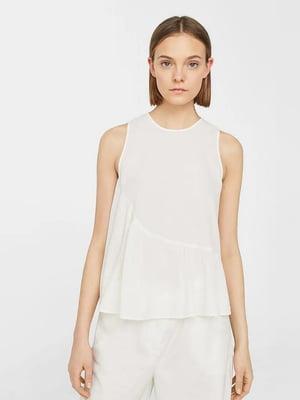 Блуза молочного кольору | 5517745