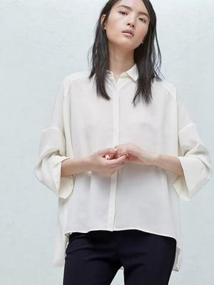 Блуза белая | 5517747