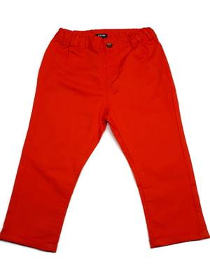 Штани помаранчеві | 5518122