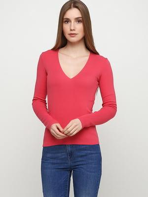 Пуловер розовый   5518250