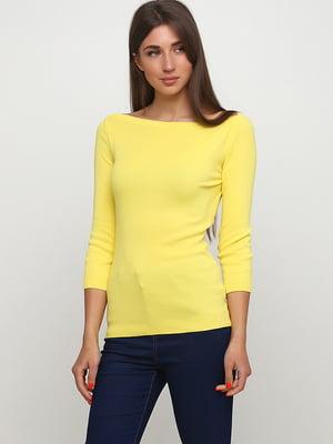 Джемпер жовтий | 5518253