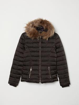 Куртка чорна | 5518334
