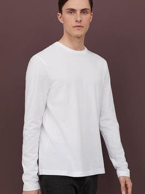Лонгслів білий | 5518402
