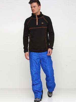 Брюки горнолыжные синие | 5518441