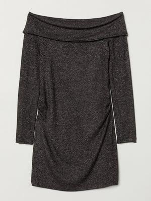 Платье для беременных серое | 5518552