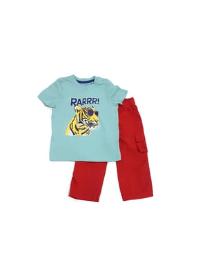 Комплект: футболка і штани   5518581