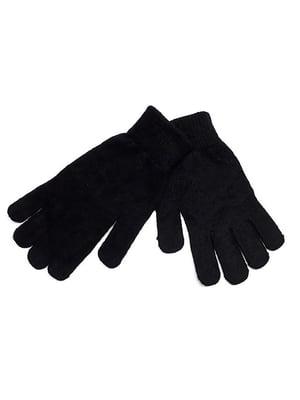 Перчатки черные | 5518855