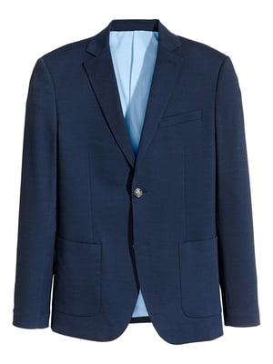 Піджак синій | 5518989