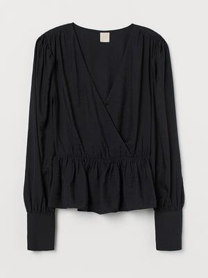 Блуза черная | 5519111