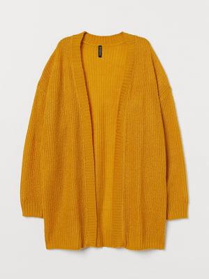 Кардиган желтый | 5519218