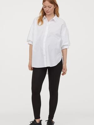 Штани для вагітних чорні | 5519256