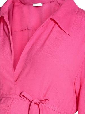 Туніка для вагітних рожева   5519269