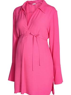 Туника для беременных розовая   5519269