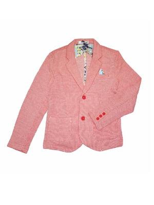 Жакет рожевий  | 5519739