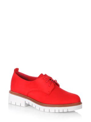Туфлі червоні | 5519768