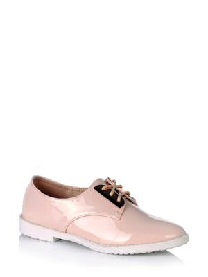 Туфлі рожеві | 5519771